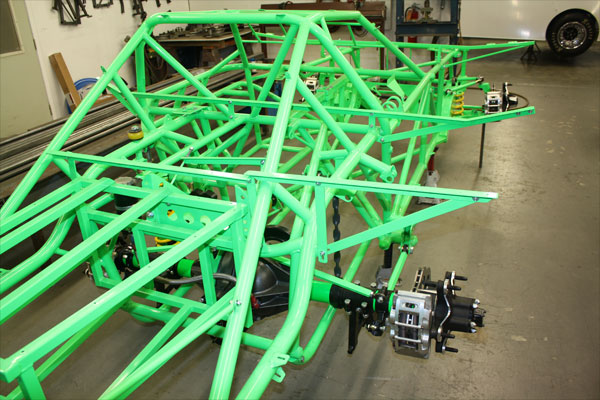 Modified Race Car Chassis Builders